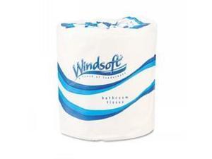 Single Roll Bath One-Ply Bathroom Tissue