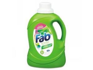 Fab He Liq Laundry Detgent Spring Magic 6/50Oz