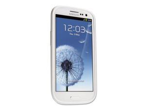 Gel Case For Samsung Galaxy S3, White
