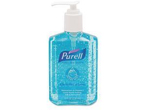 Ocean Mist Instant Hand Sanitizer, 8oz. Pump Bottle, Blue