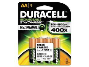 Rechargeable NiMH Batteries with Duralock Power Preserve Technology, A