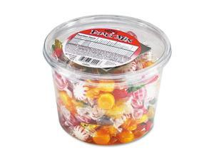 Fancy Assorted Hard Candy Individually Wrapped 2 lb Tub