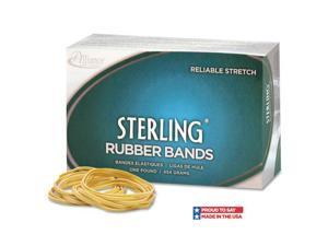 Sterling Ergonomically Correct Rubber Bands, #117B, 7 X 1/8, 250 Bands