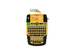 Rhino 4200 Basic Industrial Handheld Label Maker, 1 Line, 8W X 12D X 2