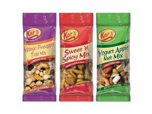 Trail Mix Variety Pack Assorted Flavors 24/Box