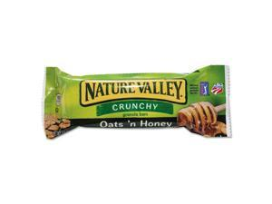 Granola Bars Crunchy 1.5 oz 18/BX Oats 'N Honey