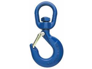1014 Series Latched Swivel Hoist Hooks Size 11 With Latch