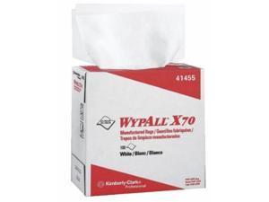 WYPALL X70 RAG 9.1X16.8 1P WHI 10/100