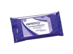 Kimtech Premoistend Whtwipes 40/Pouch