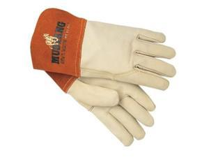 Mustang Mig/Tig Welder Gloves Tan Extra Large 12 Pairs
