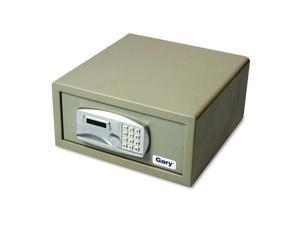 Laptop Safe 1.2 capacity 15-3/4w x 16-5/8d x 7-9/16h Light Gray