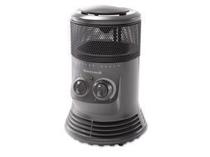 Mini-Tower Heater, 750W - 1500W, Gray