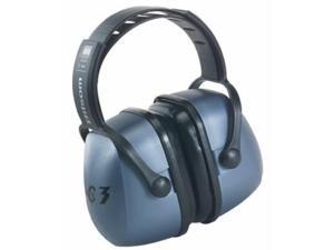 HOWARD LEIGHT BY HONEYWELL 1011146 Ear Muff, 27dB, Over-the-Head, Blue