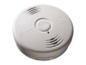 "Bedroom Smoke Alarm w/Voice Alarm, Lithium Battery, 5.22""Dia x 1.6""Dep"