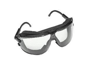 F9603 Goggle Gear Mediumclear Lens Black Frame