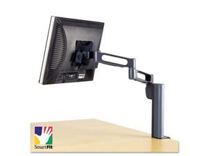 Column Mount Extended Monitor Arm W/Smartfit System