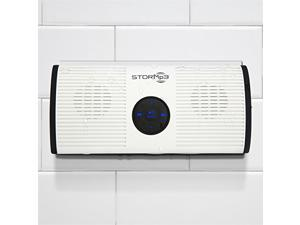 STORMp3 Water Resistant Mp3 Speaker: Internal Memory, Portable Design, Brilliant Sound.