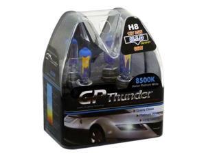 GP Thunder 8500K Platinum White Bulbs Twin-Pack H8 35W