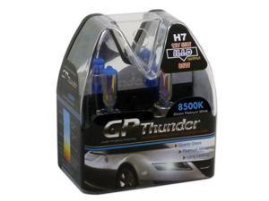 GP Thunder II 8500K Platinum White Bulbs Twin-Pack H7 55W