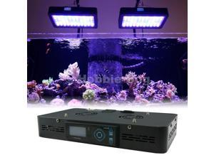 """16"""" Hobbiebug Euphotica Dusk/Dawn Auto Timer Dimmable Programmable LED Saltwater Aquarium Fish Tank Marine Coral Reef Grow Light For Hard SPS LPS Soft Corals"""