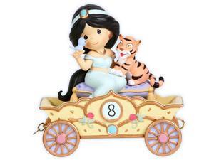 Precious Moments Disney Birthday Parade Jasmine # 8 114425-PRE