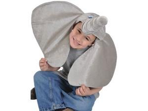 Stuffed Plush Elephant Hat Costume Party Cap