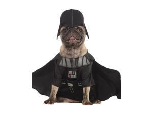 Star Wars Darth Vader Sith Dog Pet Costumes Size Large 22""