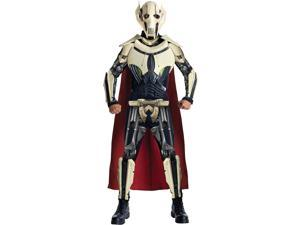 Deluxe Adult Men's Star Wars Clone Wars General Grevious Costume Large 44