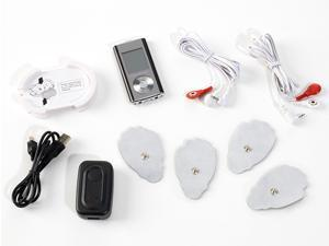 PCH 101325 Digital Pulse Massager - Silver