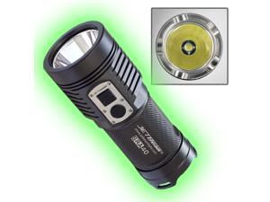 Jetbeam SRA40 Rechargeable XM-L2 LED Flashlight - 960 Lumens - Uses 4x AA NiMh/Alkaline Batteries