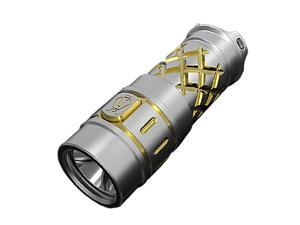 Jetbeam TCE-1 Titanium XP-L LED Flashlight - 600 Lumens