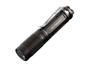 Jetbeam JET-Mu (JET- µ) flashlight CREE XP-G2 LED -135 Lumens -uses AAA battery