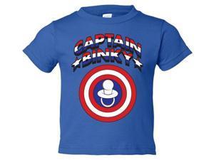 Captain Binky Baby T-Shirt - 24 Months
