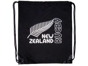 New Zealand Rugby Cinch Bag