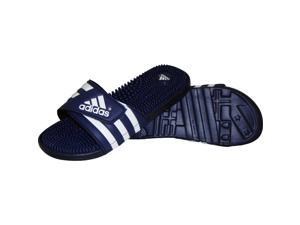 Adidas Adissage Slides - Navy