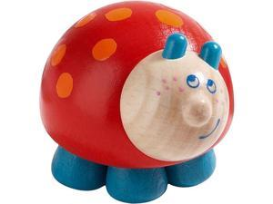 Haba Dotty Beetle Rattling figure