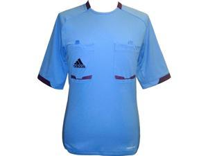 Adidas Referee 12 Soccer Jersey - Columbia Blue