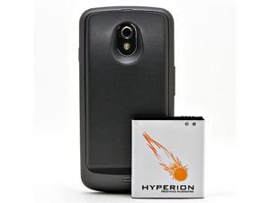 Hyperion Verizon Samsung Galaxy Nexus 3800mAh Extended Battery + Back Cover (...