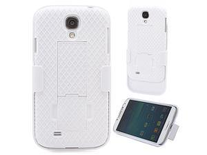 Hyperion Shell Holster Combo Case for Samsung Galaxy S4 with Kick-Stand & Belt Clip