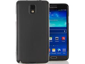 Hyperion Samsung Galaxy Note 3 Matte Flexible TPU Case & Screen Protector for Samsung Galaxy Note 3