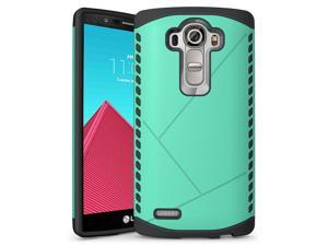 Hyperion Titan 2-piece Premium Hybrid Protective Case / Cover for LG G4 (2015) Cell Phone