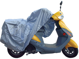 Large Scooter, Moped, or Vespa Cover
