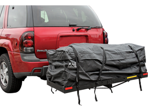 19.6 cubic ft. Extra Large Waterproof Vehicle Cargo Carrier Bag