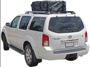 """Rage Powersport RBG-06 43"""" Large Waterproof Flexible Vehicle Cargo Rack Storage Bag"""