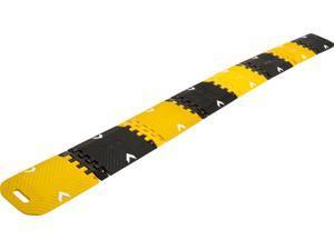 10 ft. Portable Folding Traffic Control Calming Speed Bump
