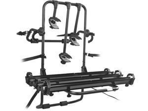 3-Bike SUV or Van Hatch Mounted Bicycle Rack