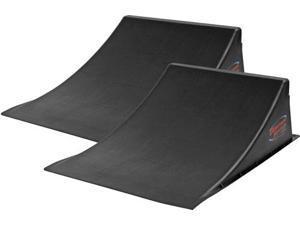 2-Pack Skateboard & BMX Freestyle Ramp-to-Ramp Launch Bundle