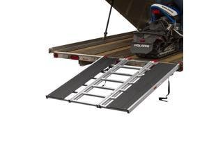 """60"""" x 54"""" Snowmobile Loading Ramp with Extra Wide Glides"""