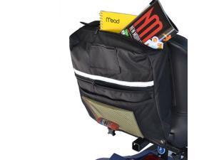 Mid Range Scooter Seatback Bag B1117