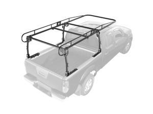 "Apex Contractor Pickup Truck Ladder Rack with Cab Overhang (25"" Cab Height)"